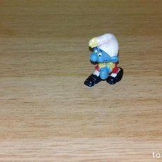 Figuras de Goma y PVC: PITUFO - SCHLEICH W. GERMANY.. Lote 95976371