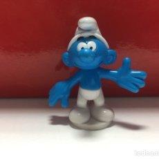 Figuras de Goma y PVC: FIGURA PVC LOS PITUFOS SMURFS PEYO. Lote 96031168