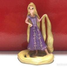 Figuras de Goma y PVC: FIGURA PVC RAPUNZEL ENREDADOS WALT DISNEY. Lote 96033012