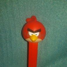Dispensador Pez: DISPENSADOR PEZ ANGRY BIRDS. Lote 96039916