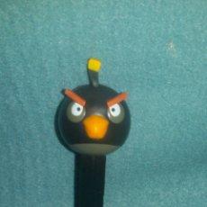 Dispensador Pez: DISPENSADOR PEZ ANGRY BIRDS. Lote 96040075