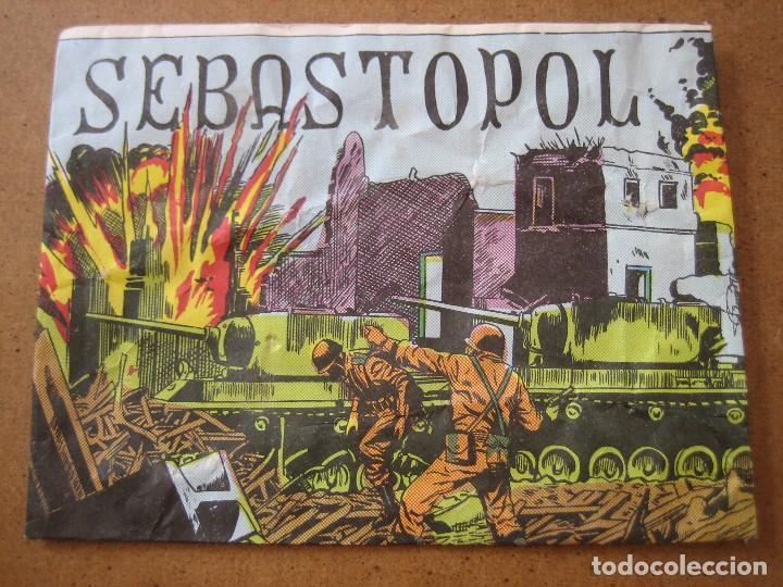 Figuras de Goma y PVC: MONTAPLEX SEBASTOPOL SOBRE ABIERTO CON MATRICES SIN DESTROQUELAR - Foto 2 - 96040675