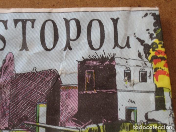 Figuras de Goma y PVC: MONTAPLEX SEBASTOPOL SOBRE ABIERTO CON MATRICES SIN DESTROQUELAR - Foto 3 - 96040675