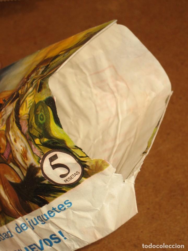 Figuras de Goma y PVC: MONTAPLEX OESTE AMERICANO SOBRE ABIERTO CON MATRICES SIN DESTROQUELAR - Foto 3 - 96042547