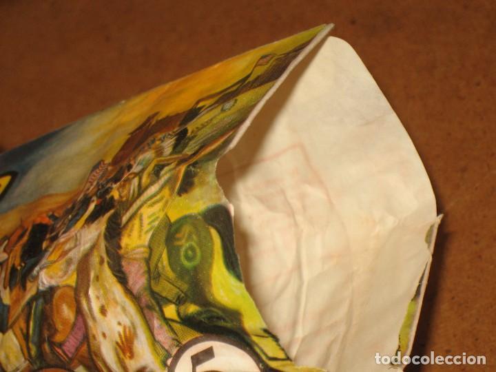 Figuras de Goma y PVC: MONTAPLEX OESTE AMERICANO SOBRE ABIERTO CON MATRICES SIN DESTROQUELAR - Foto 4 - 96042547