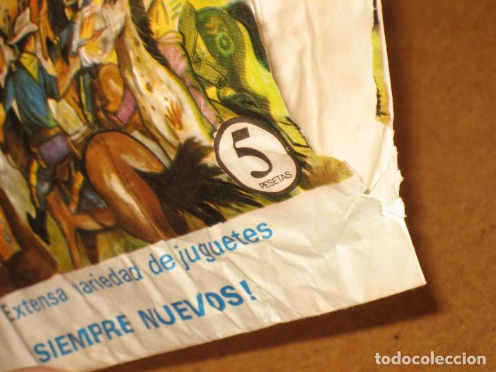 Figuras de Goma y PVC: MONTAPLEX OESTE AMERICANO SOBRE ABIERTO CON MATRICES SIN DESTROQUELAR - Foto 5 - 96042547