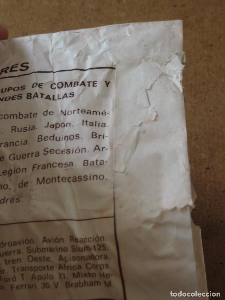 Figuras de Goma y PVC: MONTAPLEX OESTE AMERICANO SOBRE ABIERTO CON MATRICES SIN DESTROQUELAR - Foto 7 - 96042547