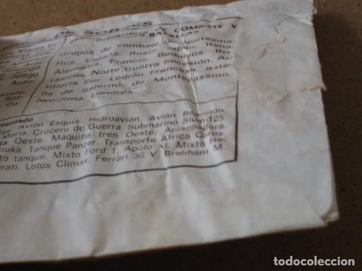 Figuras de Goma y PVC: MONTAPLEX OESTE AMERICANO SOBRE ABIERTO CON MATRICES SIN DESTROQUELAR - Foto 8 - 96042547