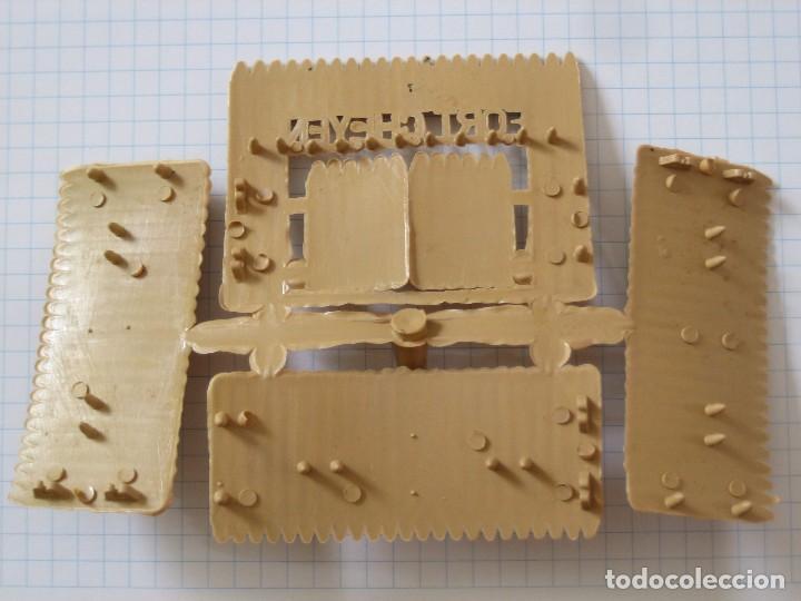 Figuras de Goma y PVC: MONTAPLEX OESTE AMERICANO SOBRE ABIERTO CON MATRICES SIN DESTROQUELAR - Foto 11 - 96042547