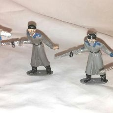 Figuras de Goma y PVC: EJERCITO RUSO 4 SOLDADOS DE COMANSI AÑOS 70. Lote 96094163