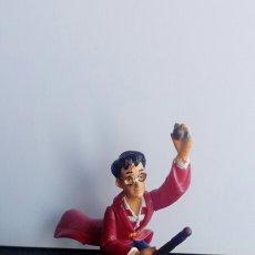 Figuras de Goma y PVC: FIGURA PVC HARRY POTTER MARCA WB. Lote 96129247