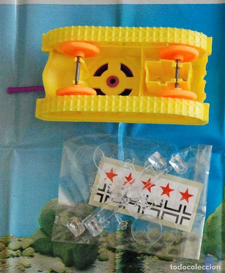 Figuras de Goma y PVC: Cubo Comansi. Accion Comando Ref. 19.002. COMPLETO AÑOS 80. - Foto 8 - 96267623