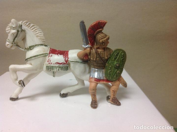 Figuras de Goma y PVC: FIGURA ROMANO REAMSA - figura de reamsa - Foto 2 - 96347863