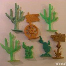 Rubber and PVC Figures - COMANSI ACCESORIOS OESTE JUGUETE AÑOS 70 - 96365355