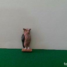 Figuras de Goma y PVC: FIGURITA «BÚHO». Lote 96384191