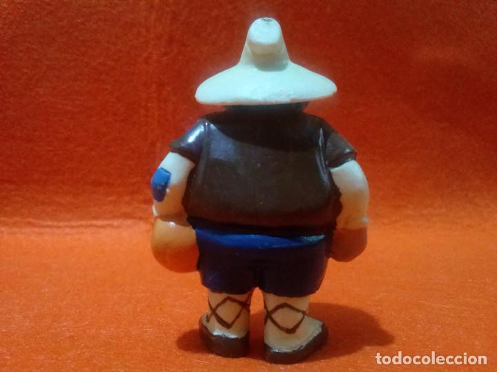 Figuras de Goma y PVC: Figura Sancho Panza Delgado J.Romagosa (1979) - Foto 2 - 96400719