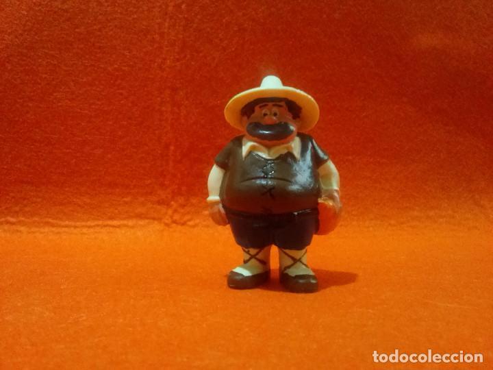 Figuras de Goma y PVC: Figura Sancho Panza Delgado J.Romagosa (1979) - Foto 3 - 96400719