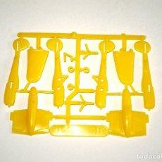 Figuras de Goma y PVC: BIMBO PREMIUM 1 COLADA DEL AVION LIGHTNING - DUNKIN - REGALO PASTELITOS AÑOS 70´S SIMILAR MONTAPLEX. Lote 96437879