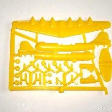 Figuras de Goma y PVC: BIMBO 1 COLADA DEL AVION B36 - DUNKIN REGALO DE LOS PASTELITOS - SIMILAR MONTAPLEX. Lote 96437971
