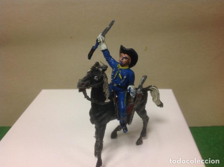 Figuras de Goma y PVC: FIGURA Yankee comansi primera epoca - figura comansi yanqui - soldado comansi - Foto 2 - 96559671