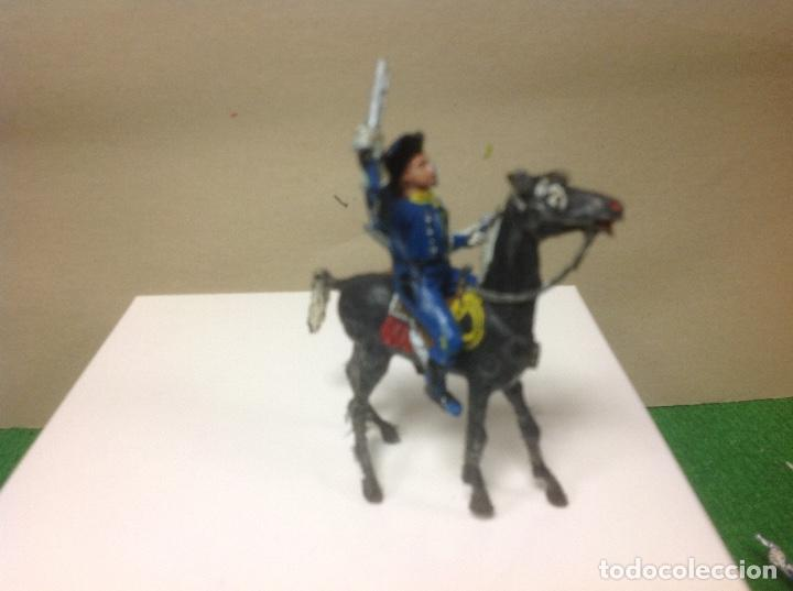 Figuras de Goma y PVC: FIGURA Yankee comansi primera epoca - figura comansi yanqui - soldado comansi - Foto 4 - 96559671