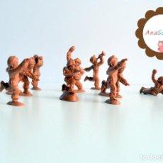 Figuras de Goma y PVC: ANASCRAPS - SOBRES MONTAPLEX - LOTE SOLDADOS. Lote 96564527