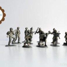 Figuras de Goma y PVC: ANASCRAPS - SOBRES MONTAPLEX - LOTE SOLDADOS. Lote 96564575