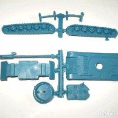 Figuras de Goma y PVC: MONTAPLEX - UNA COLADA DEL TANQUE SHERMAN DEL SOBRE Nº 629 - COLOR FOTO. Lote 96613255