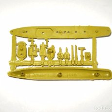 Figuras de Goma y PVC: MONTAPLEX - COLADA BARCO ROMMEL Nº 440 - MOSTAZA. Lote 96617479