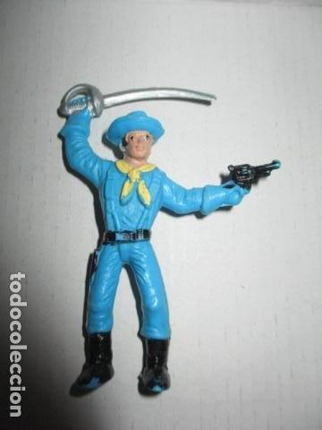 Figuras de Goma y PVC: MUÑECO - FIGURA OFICIAL YANKEES COMANSI - Foto 2 - 96618707