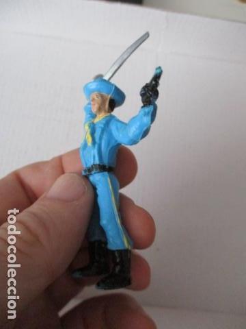 Figuras de Goma y PVC: MUÑECO - FIGURA OFICIAL YANKEES COMANSI - Foto 7 - 96618707