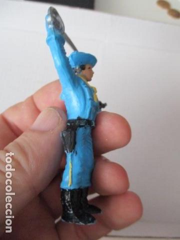 Figuras de Goma y PVC: MUÑECO - FIGURA OFICIAL YANKEES COMANSI - Foto 8 - 96618707