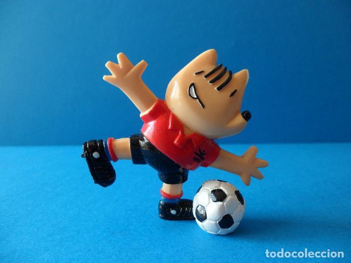 Figuras de Goma y PVC: Lote de Figuras de Coby 1988 Mascota Olimpiadas Barcelona 1992 - Foto 9 - 51054156
