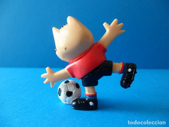 Figuras de Goma y PVC: Lote de Figuras de Coby 1988 Mascota Olimpiadas Barcelona 1992 - Foto 11 - 51054156