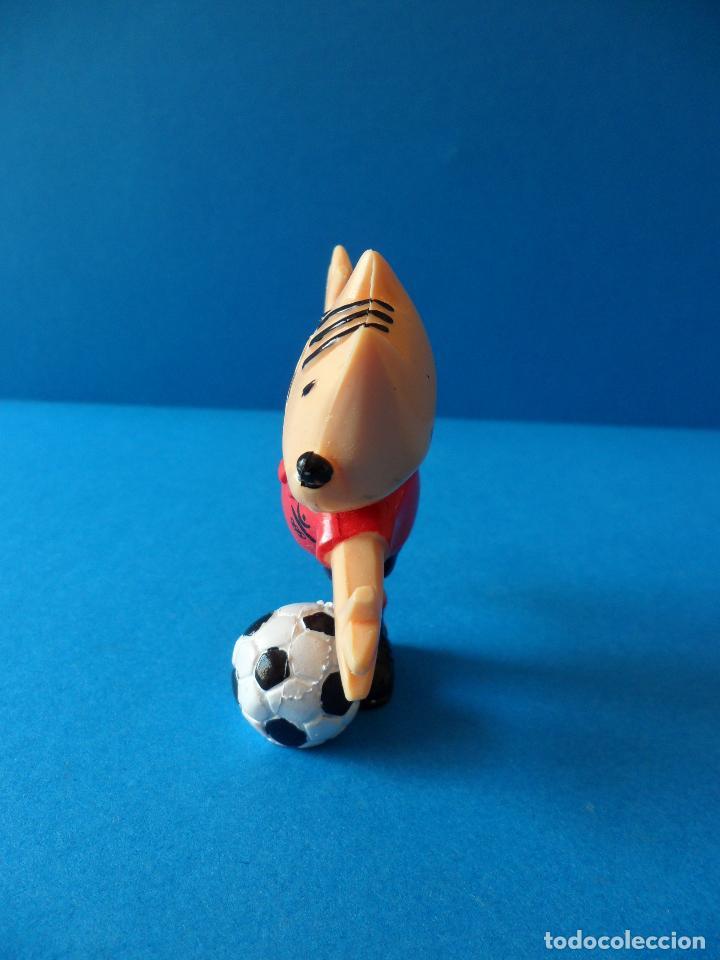 Figuras de Goma y PVC: Lote de Figuras de Coby 1988 Mascota Olimpiadas Barcelona 1992 - Foto 12 - 51054156