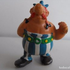 Figuras de Goma y PVC: COMICS SPAIN. OBELIX. ASTERIX.. Lote 96623595