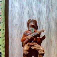 Figuras de Goma y PVC: COMANSI, FIGURA BUFALO BILL, AÑOS 60. Lote 96979135