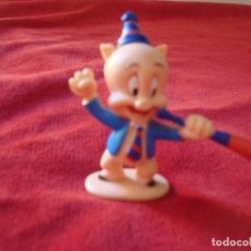 Figuras de Goma y PVC: WARNER BROS 1996 STAR TOYS PORKY BARCELONA . Lote 97081251
