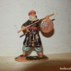 Figuras de Goma y PVC: FIGURA PVC SARRACENO REAMSA MORO SERIE EL MIO CID. Lote 97277851
