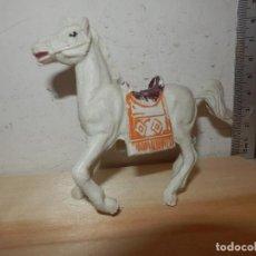 Figuras de Goma y PVC: CABALLO EN PVC EGIPCIOS DE JECSAN . Lote 97278775