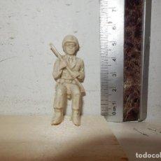Figuras de Goma y PVC: FIGURA DUNKIN O SIMILAR SOLDADO PVC . Lote 97279803