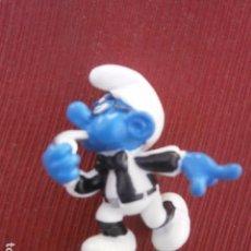 Figuras de Goma y PVC: FIGURA PITUFO ARBRITO SCHELEICH NUEVO SIN USO. Lote 108775104