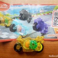 Figuras Kinder: KINDER MOTO CABALLITO - SPRINTY - FT057D. Lote 97334523
