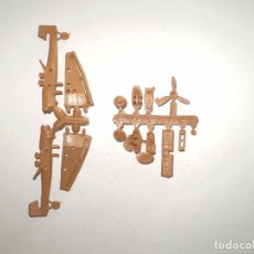 Figuras de Borracha e PVC: MONTAPLEX 1 COLADA DEL AVION STUKA Nº 624 - MARRÓN. Lote 192480543