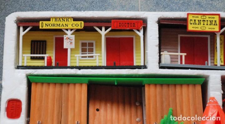 Figuras de Goma y PVC: COMANSI - TODO EL OESTE AMERICANO REF. 17171 CON CAJA ORIGINAL.AÑOS 80 - Foto 4 - 97404095