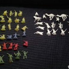 Figuras de Goma y PVC: LOTE 58 FIGURAS MONTAPLEX VARIOS MODELOS. Lote 97522247