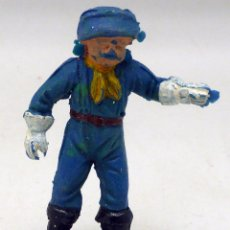 Figuras de Goma y PVC: CABO RUSTY PECH RIN TIN TIN PLÁSTICO AÑOS 60. Lote 97673991