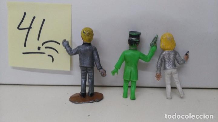 Figuras de Goma y PVC: antiguas figuras de comansi - Foto 3 - 97683879