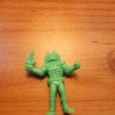 Figuras de Goma y PVC: MASTERS OF THE UNIVERSE MOTU FIGURA DUNKIN PANRICO CROPAN OTROS MER MAN VERDE AÑOS 80. Lote 97726015