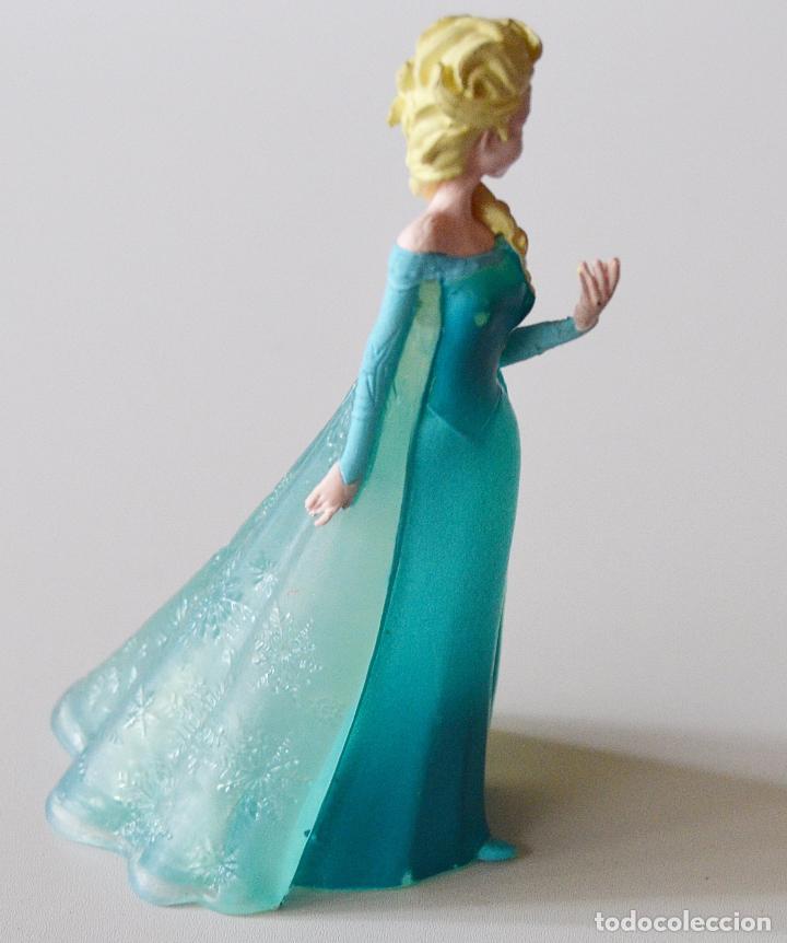 Figuras de Goma y PVC: ELSA - FROZEN - BULLYLAND - Foto 2 - 97760819